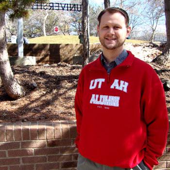 Proud Utah Alumnus